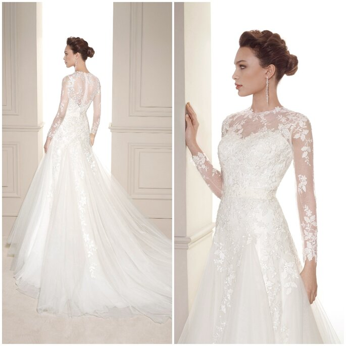Vestidos de novia de ensueno