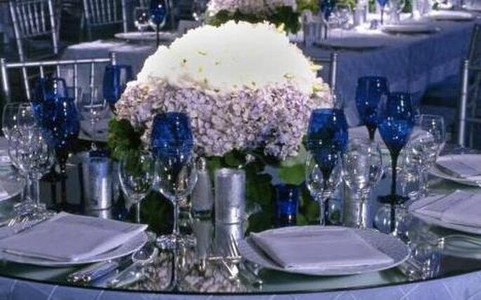 Bodas Decoracion Azul ~ decoraciones para bodas Decoraci?n para bodas en azul