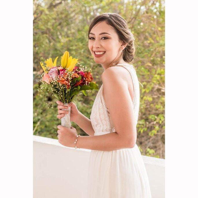 JLPlanner-Wedding Planner vestido de novia playa