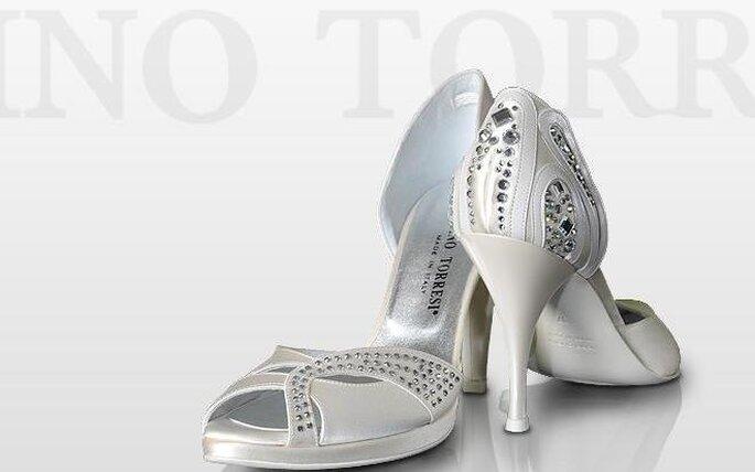 check out 4af60 2ae5d Collezione scarpe da sposa Lino Torresi