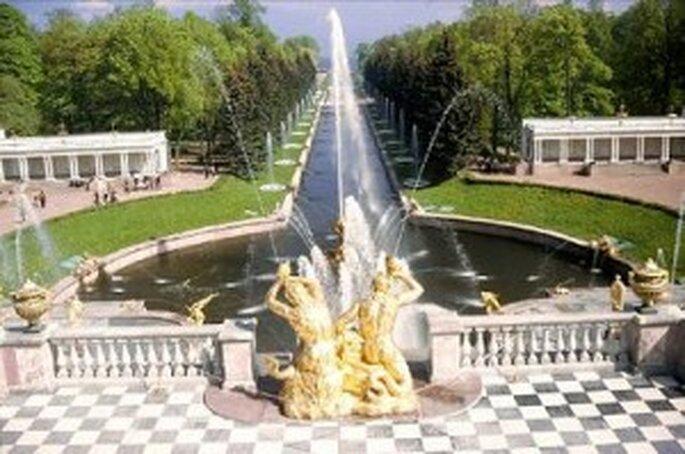 Les jardins d'Alexandre