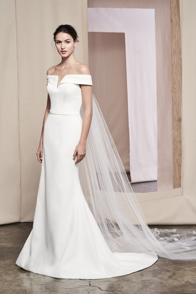 Justin Alexander Signature 2020 Collection | Style: Laurel