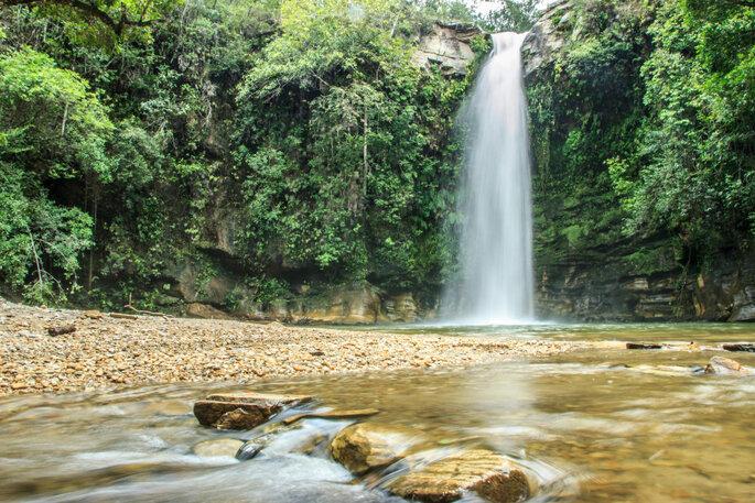 Cachoeira Pirenópolis Goiás