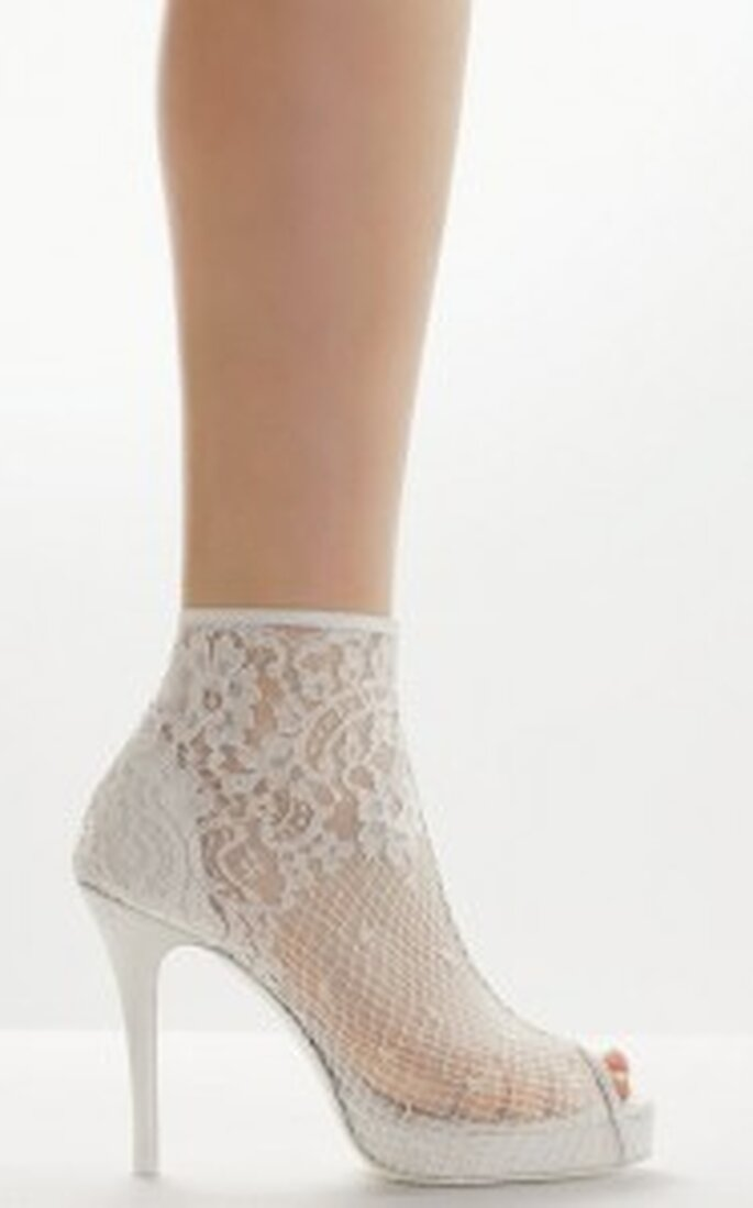 Rosa Clara Wedding Shoes 2011