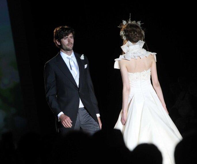 Desfile: Victorio&Lucchino. Foto: Barcelona Bridal Week