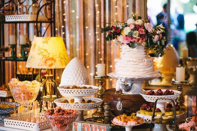 Ana Salinas - Cupcakes e Bolos - doces casamento rj