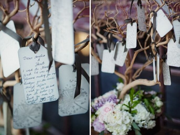 Una boda con efecto Polaroid - Foto This Modern Romance