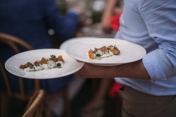 Caravan Made catering bodas Barcelona