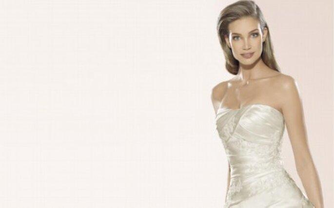 eb65c9d429f8 Vestiti da sposa stile principessa Atelier Diagonal 2011