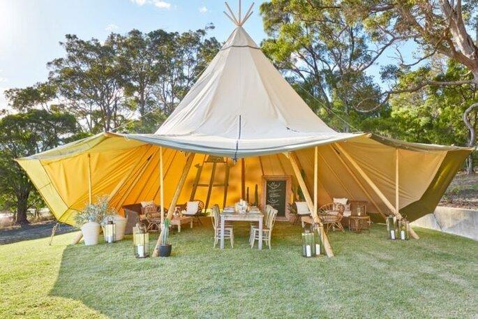 The Tipi & Tent Company