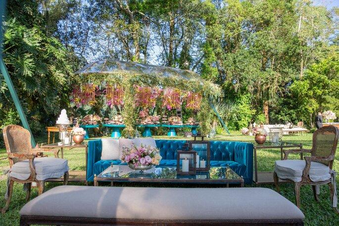 Aluguel de mobiliário: Festah - Locação de Móveis e Objetos - Foto: Rodrigo Sack