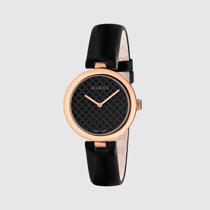 Relógio por Gucci