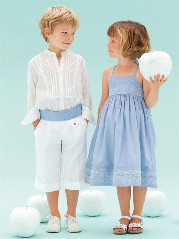 Une charmante petite paire ! source : Cyrillus cortège 2012