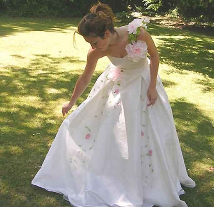 Collection de robes de mariée Valérie Devillers - Céline