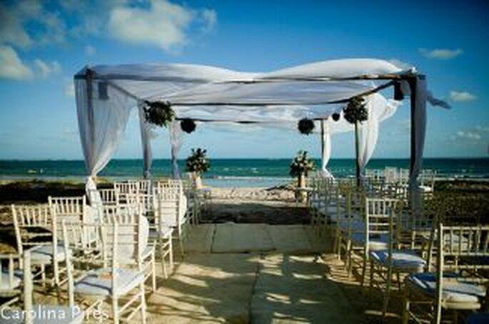 Opulente Hochzeiten im großen Stil sind kurzfristig schwer zu planen (Photo: Carolina Pires)