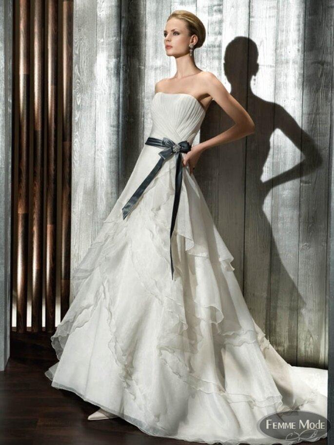 Vestido de novia 2012, colección Femme Mode