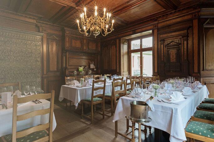 Schloss Seeburg Große Räumlichkeiten für Ihr Hochzeit