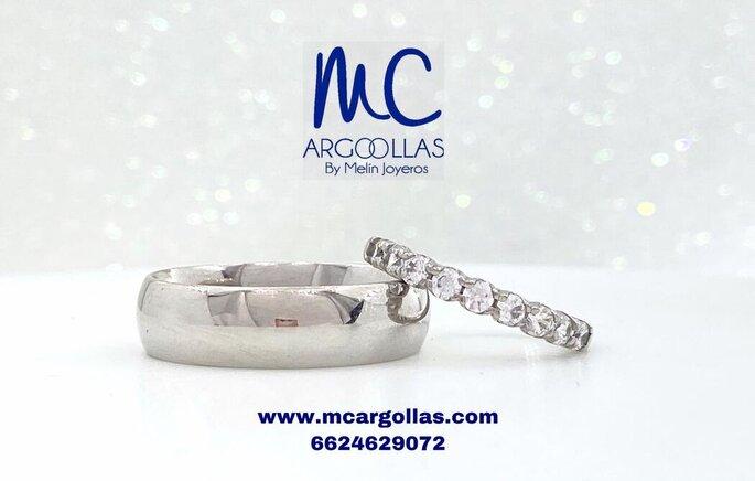 MC Argollas By Melin Joyeros joyería Hermosillo