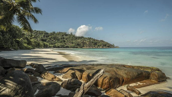 lua-de-mel nas Seychelles