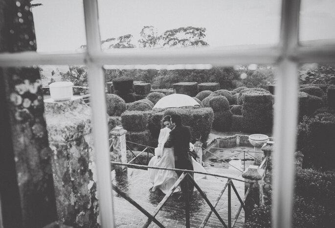 casamentos chuva