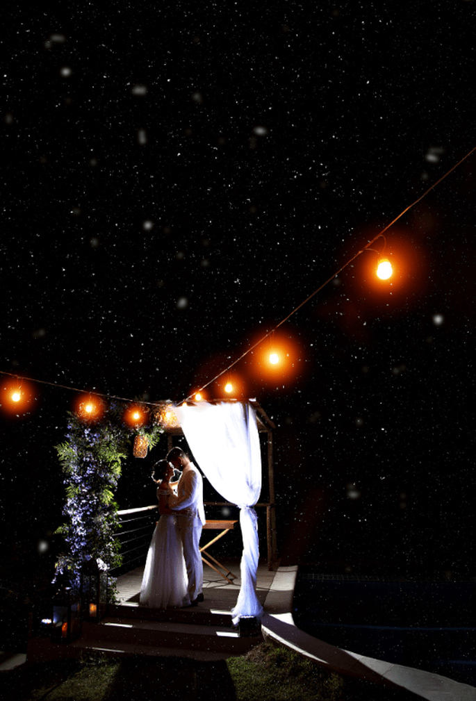 casamento de frente para o mar em Ubu-ES