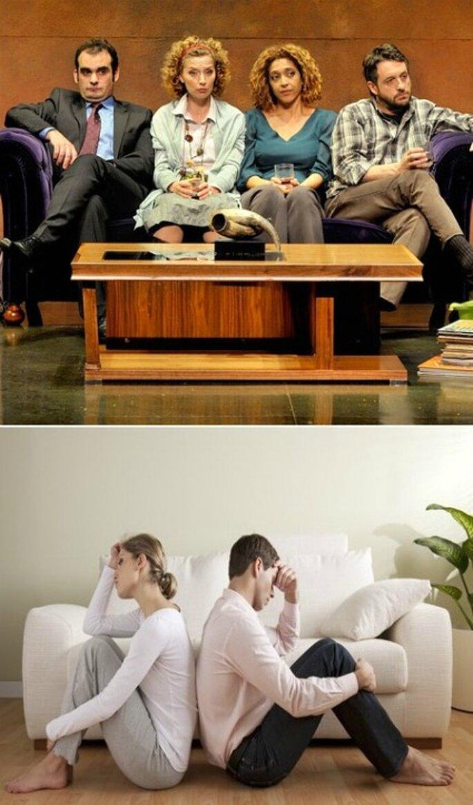 Te identificas con tu pareja