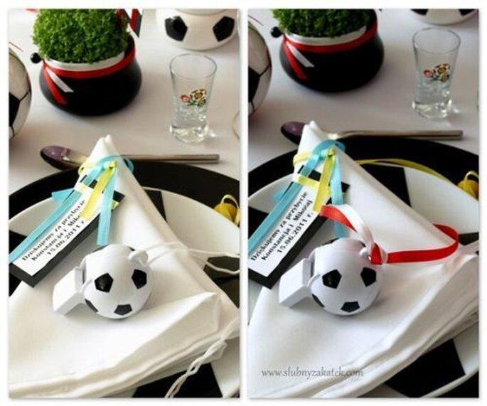 Matrimonio Tema Calcio : Europei di calcio fai goal anche tu con un