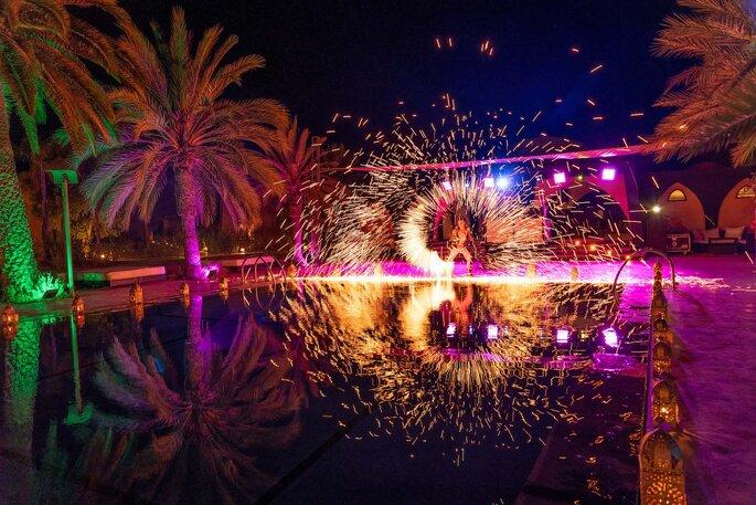 O'Atlas Marrakech - Lieu de réception mariage - Maroc