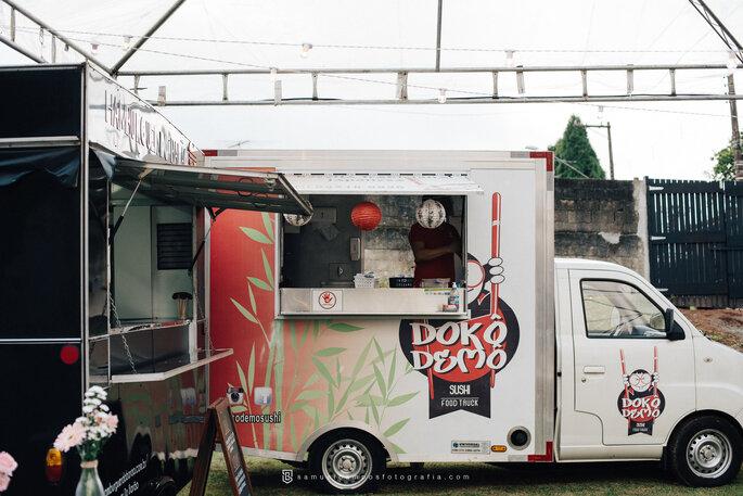 Food Truck Casamento