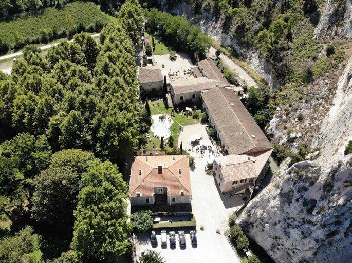 Auberge Du Parc - Lieu de réception de mariage - Bouche-du-Rhône