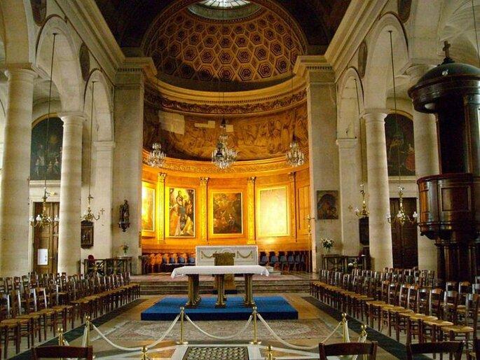Eglise Notre-Dame-de la bonne nouvelle