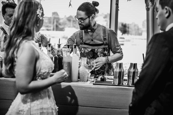 Christian Cardona Cocteles bartender
