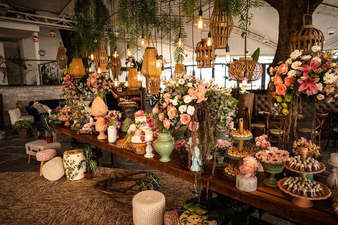 Samantha Maia | Decor e Design Floral Niterói