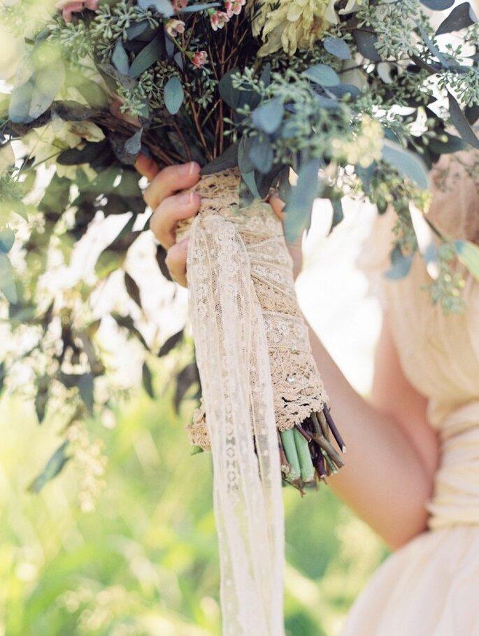 El ramo perfecto para mostrar tu estilo en un día mágico - Foto Wendy Laurel