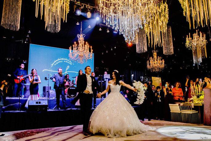 Grupo High Life música en vivo bodas Ciudad de México