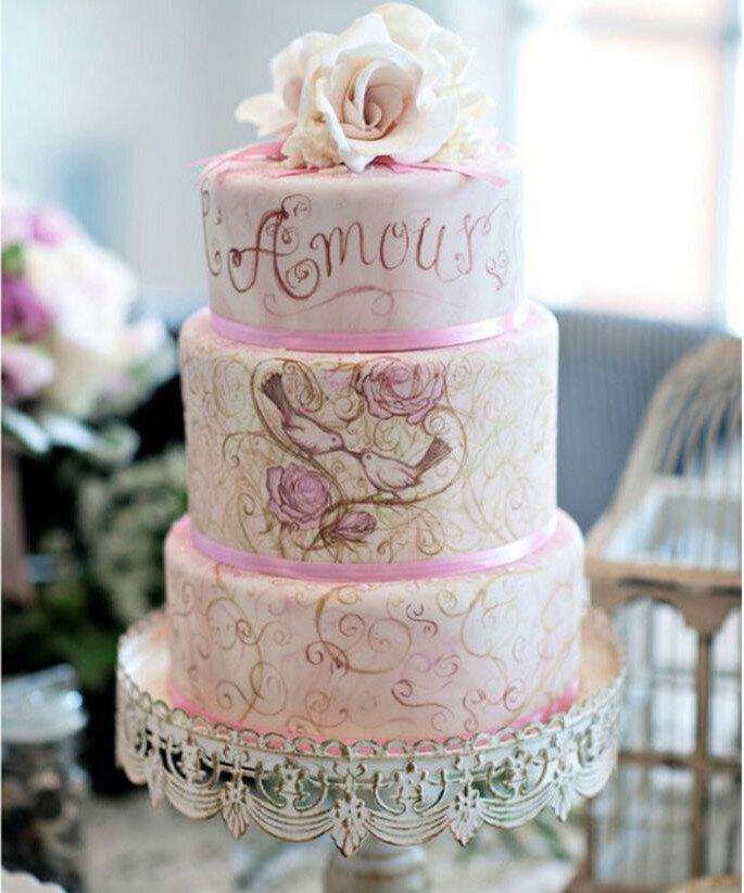 Foto: Divulgação Queen Anne's Lace Cakes
