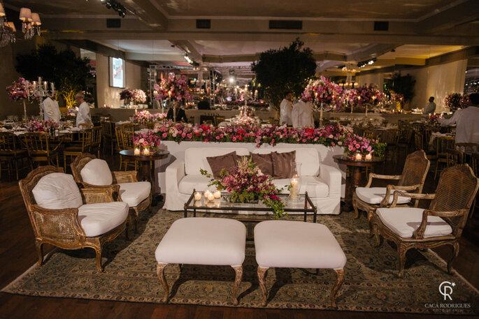 buffets e espaços para casamento