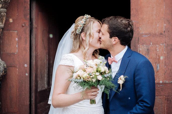 Morgane Et Colin : Un Charmant Mariage Normand