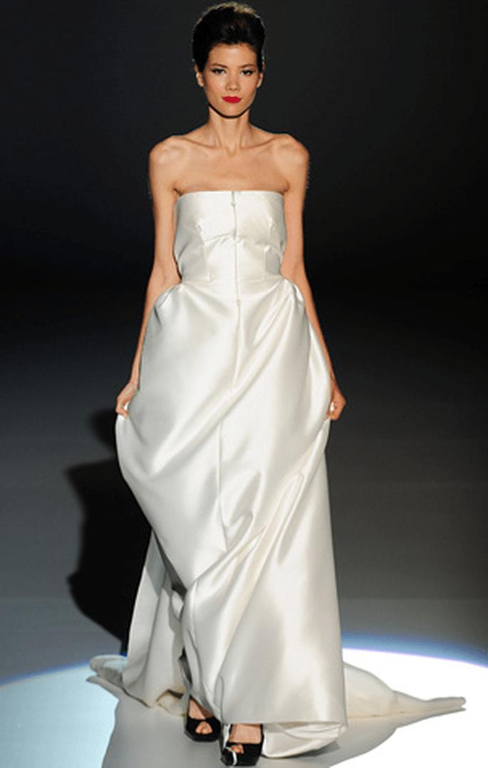 Robe de mariée Juanjo Oliva 2011