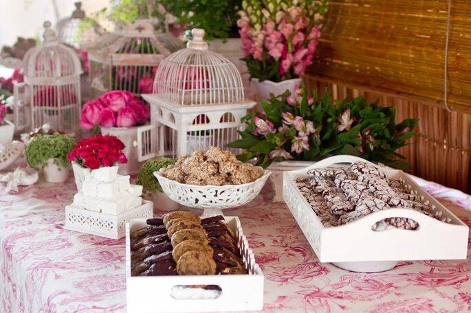 Lindos doces para sua festa de casamento