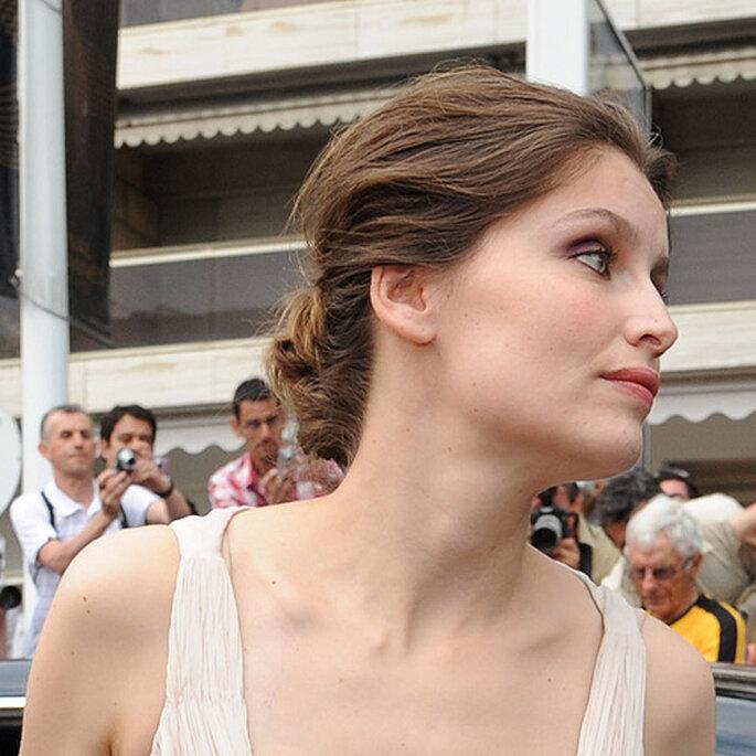 Laetitia Casta, en la 64 edición del Festival de Cannes. Foto: Getty/ Image.net