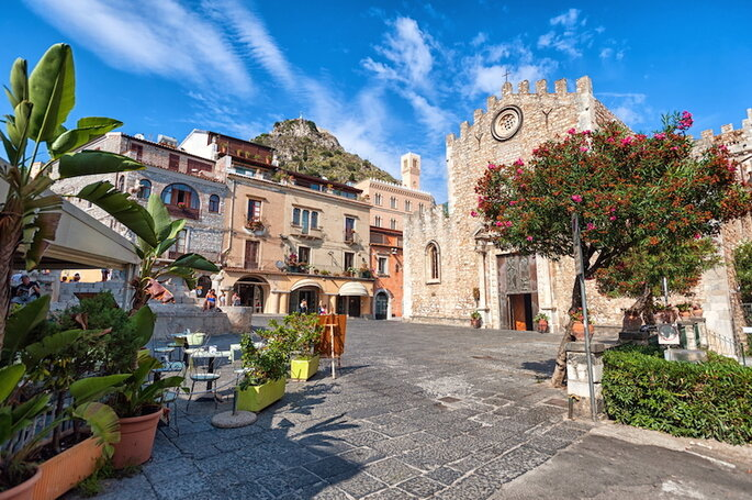 Sicilia - Boris Stroujko en Shutterstock