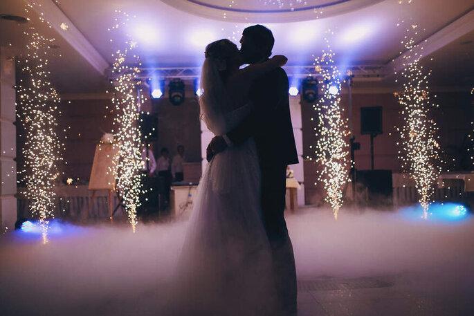 L'ouverture du bal, le moment le plus romantique de la soirée