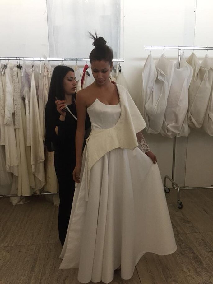 L'abito vincitore di Mahnaz Ebrahimi