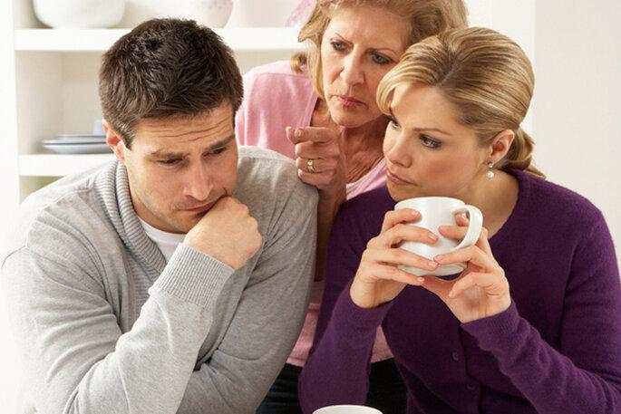 Relación con la suegra. Foto: Monkey Business Images via Shutterstock (1)