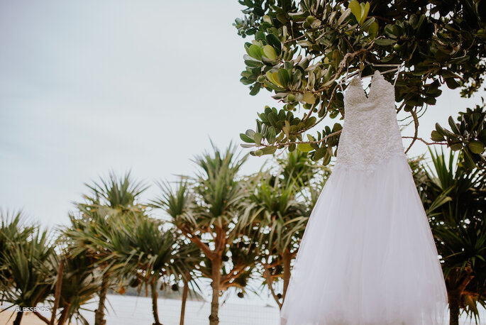 casamento na praia em São Sebastião