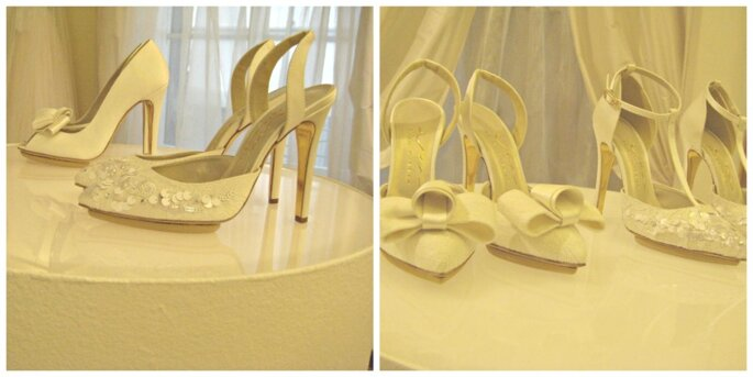 Enzo Miccio Bridal Collection Luxury Shoes