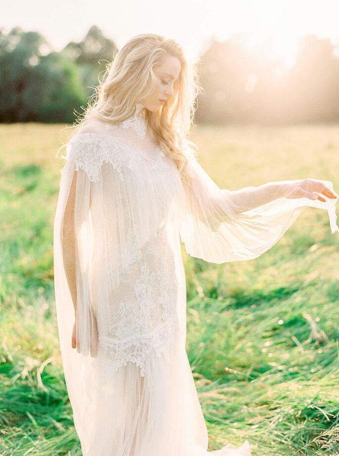 Géraldine Daulon - Créatrice de robes de mariée - Paris
