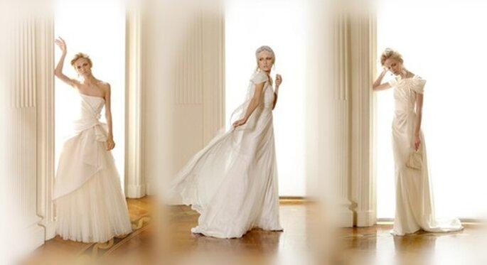 Lädt nicht nur Romantiker zum Träumen ein: Alberta Ferretti 2012