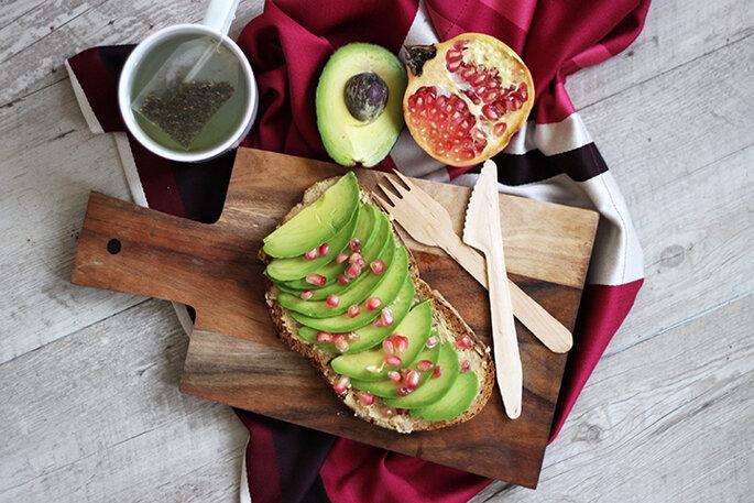Photo : Bonjour Darling - Avocado toast